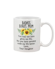 Badass Bonus Mom - MB45 Mug front