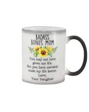 Badass Bonus Mom - MB45 Color Changing Mug thumbnail