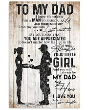 TO MY DAD - 71T11 11x17 Poster thumbnail