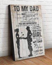 TO MY DAD - 71T11 20x30 Gallery Wrapped Canvas Prints aos-canvas-pgw-20x30-lifestyle-front-14