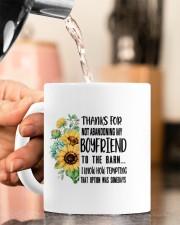 ABANDONING MY BOYFRIEND TO THE BARN Mug ceramic-mug-lifestyle-65