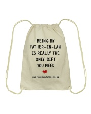 THE ONLY GIFT YOU NEED - MB261 Drawstring Bag thumbnail