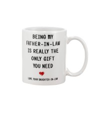 THE ONLY GIFT YOU NEED - MB261 Mug front