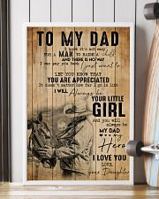 TO MY DAD - MB305 16x24 Poster lifestyle-poster-4