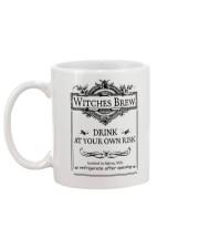 WITCHES BREW Mug back