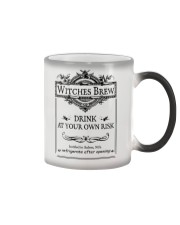 WITCHES BREW Color Changing Mug tile