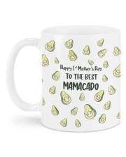 THE BEST MAMACADO Mug back