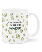 THE BEST MAMACADO Mug front