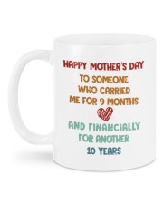 FINANCIALLY FOR ANOTHER 10 YEARS  Mug back