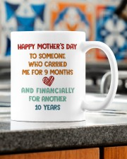 FINANCIALLY FOR ANOTHER 10 YEARS  Mug ceramic-mug-lifestyle-57