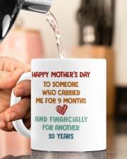 FINANCIALLY FOR ANOTHER 10 YEARS  Mug ceramic-mug-lifestyle-65