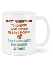 FINANCIALLY FOR ANOTHER 10 YEARS  Mug front
