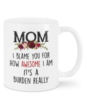 IT'S A BURDEN REALLY Mug front