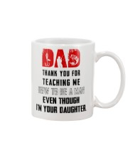 HOW TO BE A MAN - FISHING Mug front