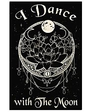 DANCE WITH THE MOON Vertical Poster tile