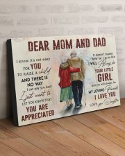 DEAR MOM AND DAD  30x20 Gallery Wrapped Canvas Prints aos-canvas-pgw-30x20-lifestyle-front-07
