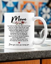 I LOVE YOU MOM FOR BEING YOU Mug ceramic-mug-lifestyle-57