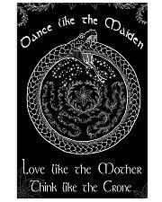 Dance like the Maiden Vertical Poster tile
