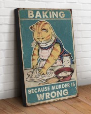 MURDER IS WRONG 20x30 Gallery Wrapped Canvas Prints aos-canvas-pgw-20x30-lifestyle-front-14