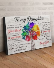 TO MY DAUGHTER - MB376 30x20 Gallery Wrapped Canvas Prints aos-canvas-pgw-30x20-lifestyle-front-07
