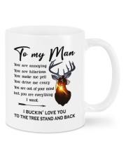 TO MY MAN  Mug front