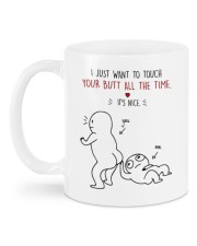 TOUCH YOUR BUTT ALL THE TIME  Mug back