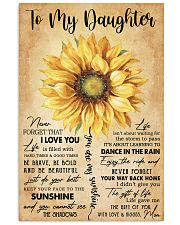 TO MY DAUGHTER  11x17 Poster thumbnail