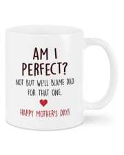 BLAME DAD FOR THAT ONE  Mug front