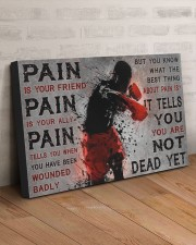 YOU ARE NOT DEAD YET  30x20 Gallery Wrapped Canvas Prints aos-canvas-pgw-30x20-lifestyle-front-07