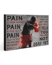 YOU ARE NOT DEAD YET  30x20 Gallery Wrapped Canvas Prints front