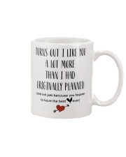 THE BEST COCK EVER Mug front