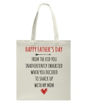 Happy Father's Day - MB28 Tote Bag thumbnail