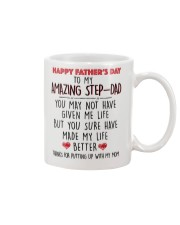 TO MY AMAZING STEPDAD - MB116 Mug front