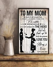TO MY MOM  24x36 Poster lifestyle-poster-3