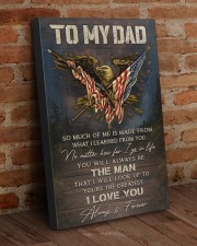 TO MY DAD  20x30 Gallery Wrapped Canvas Prints aos-canvas-pgw-20x30-lifestyle-front-09