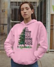 HIDING FROM THEIR KIDS Hooded Sweatshirt apparel-hooded-sweatshirt-lifestyle-08