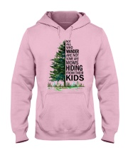 HIDING FROM THEIR KIDS Hooded Sweatshirt front