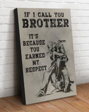 IF I CALL YOU BROTHER  20x30 Gallery Wrapped Canvas Prints aos-canvas-pgw-20x30-lifestyle-front-14