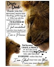 DEAR DAD - MB177 11x17 Poster front