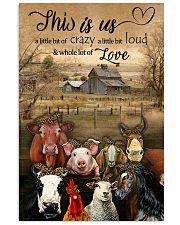 THIS IS US  Vertical Poster tile