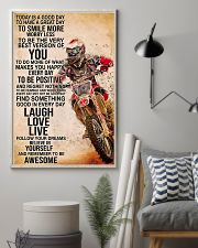 REMEMBER TO BE AWESOME - MB303 16x24 Poster lifestyle-poster-1