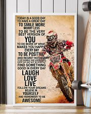 REMEMBER TO BE AWESOME - MB303 16x24 Poster lifestyle-poster-4
