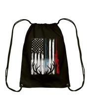 HUNTING FLAG - MB76 Drawstring Bag thumbnail