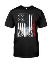HUNTING FLAG - MB76 Classic T-Shirt front