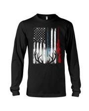 HUNTING FLAG - MB76 Long Sleeve Tee thumbnail