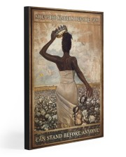 CAN STAND BEFORE ANYONE 20x30 Gallery Wrapped Canvas Prints front