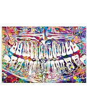 Dentist Colorful X-ray Horizontal Poster tile