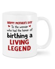 LIVING LEGEND  Mug front