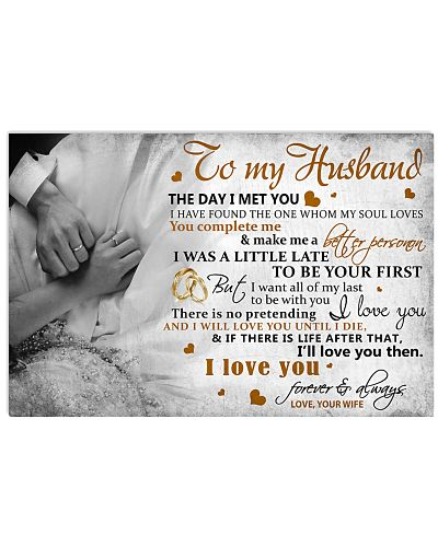 TO MY HUSBAND - MB318