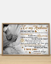 TO MY HUSBAND - MB318 36x24 Poster poster-landscape-36x24-lifestyle-03